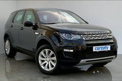 2017 Land Rover Discovery Sport Si4 HSE 2.0L