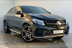2017 Mercedes Benz GLE 43 AMG Coupe 3.0L