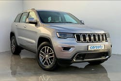 2018 Jeep Grand Cherokee Limited 3.6L
