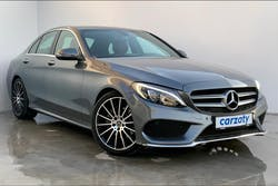 2018 Mercedes Benz C 200 AMG Package 2.0L