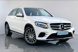 2019 Mercedes Benz GLC 250 AMG 2.0L