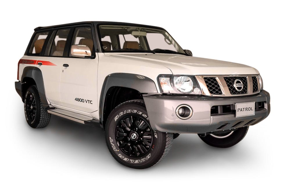 Carzaty - Nissan Patrol Super Safari 5 Doors - MT