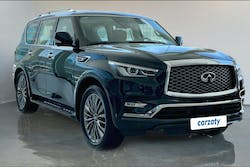 2021 Infiniti QX80 Luxe Proactive 5.6L 8 Seats